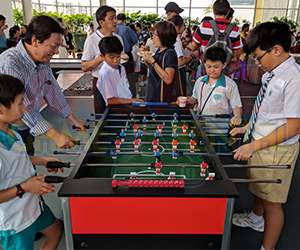 Table soccer rental singapore