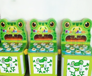 Whack a frog rental singapore