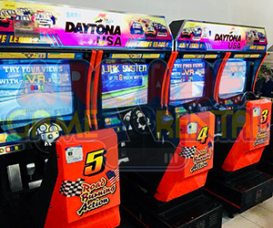 daytona arcade rental in singapore