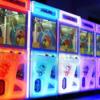 neon light toy catcher