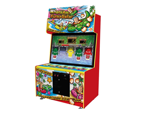 whack a croc arcade