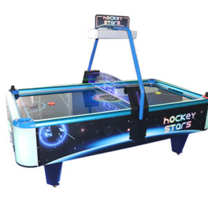 arcade air hockey rental