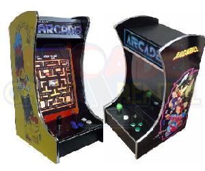 bartop arcade rental