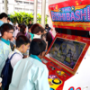 bishi bashi arcade rental