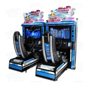 Initial D4 arcade