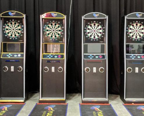 darts machine rental