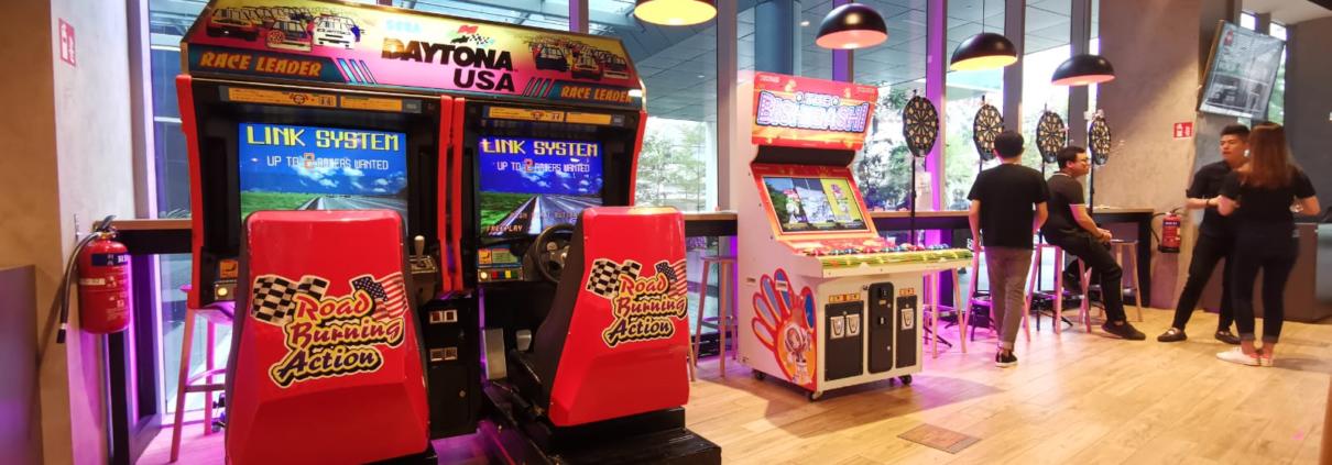 bishi bashi arcade