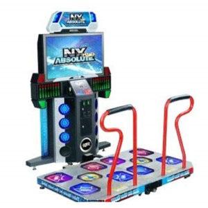PIU dance machine