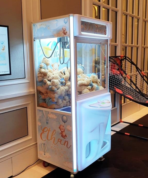 claw machine for parties